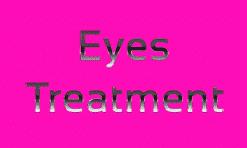 eyes treatment